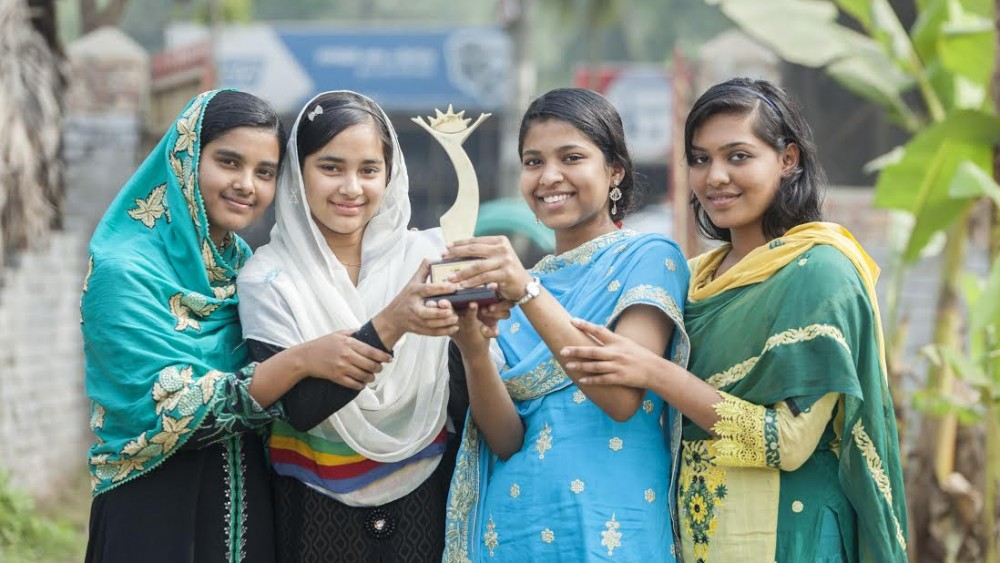 A Promise to End Child Marriage