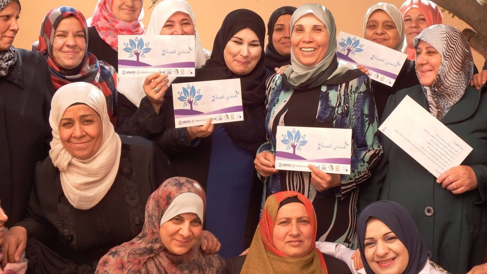 Empowering Women Through Storytelling