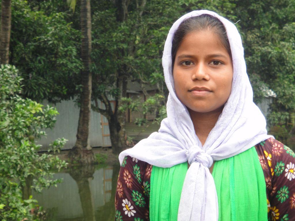 Tahmina, Student Committee Leader