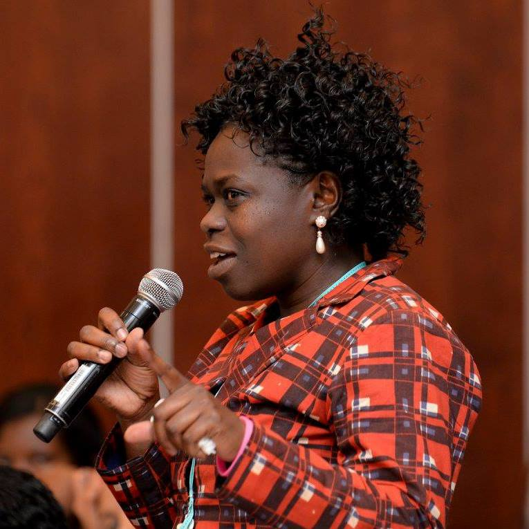 Jane Anyongo