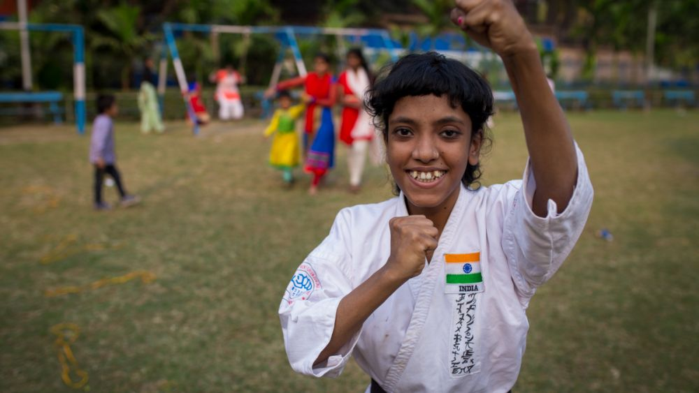 The Making of #GirlConnected: Koen in India