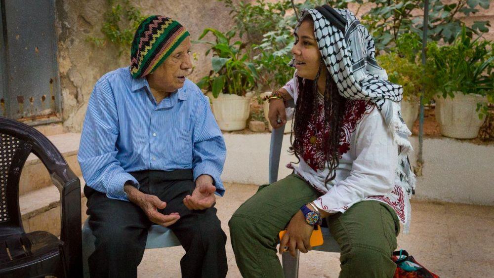 The Making of #GirlConnected: Koen in Jordan