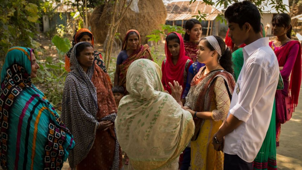 The Making of #GirlConnected – Koen in Bangladesh