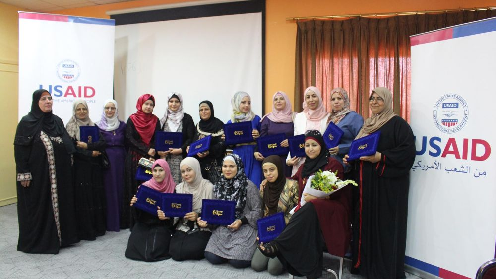 Vocational Training Empowers Women in Al Mansoura