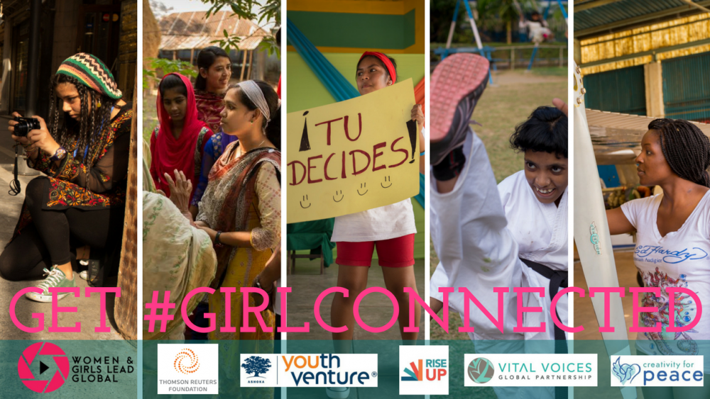 Girl Connected Resources — Keep the conversation going